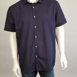 11 ITEMS Men's Casual Dress Shirts XL/XXL